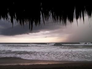 La playa in Nicaragua
