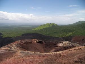 Hiking Cerro Negro Volcano